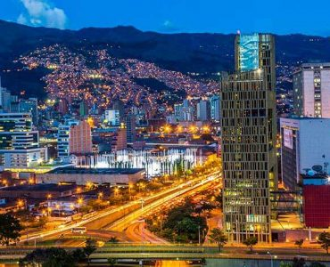 Medellín y el Valle de Aburrá