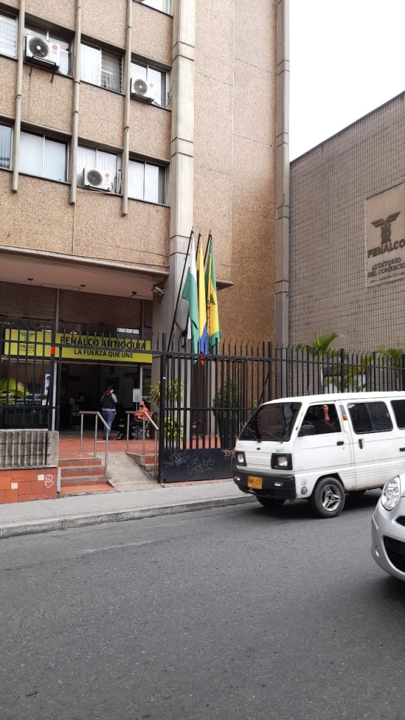 Sede Fenalco Antioquia